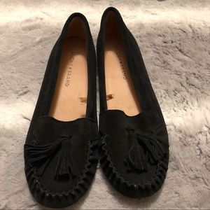 """NWOT Lucky Brand """"Ailania"""" Moccasins"""